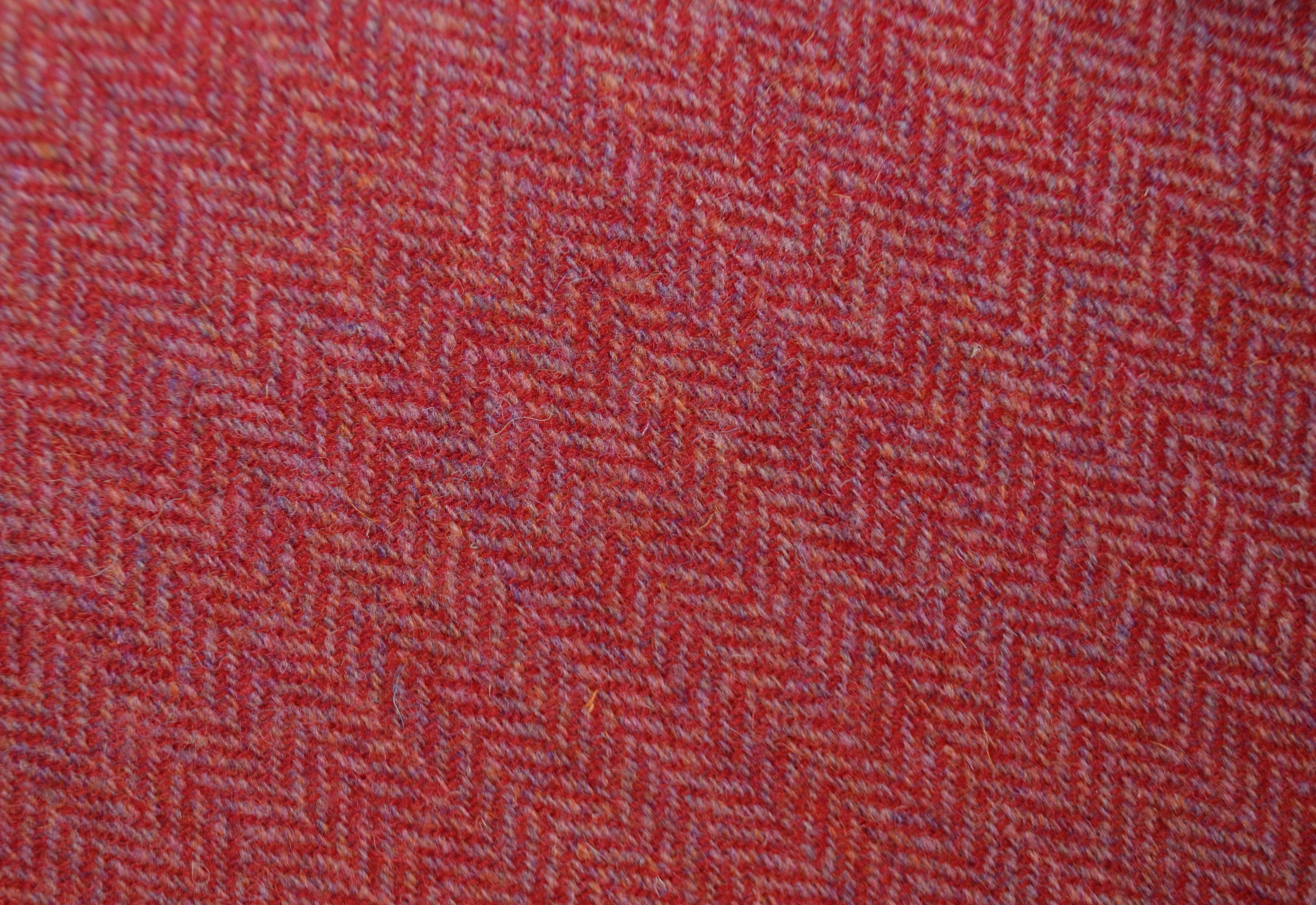 Herringbone Harris Tweed Handmaiden Uk