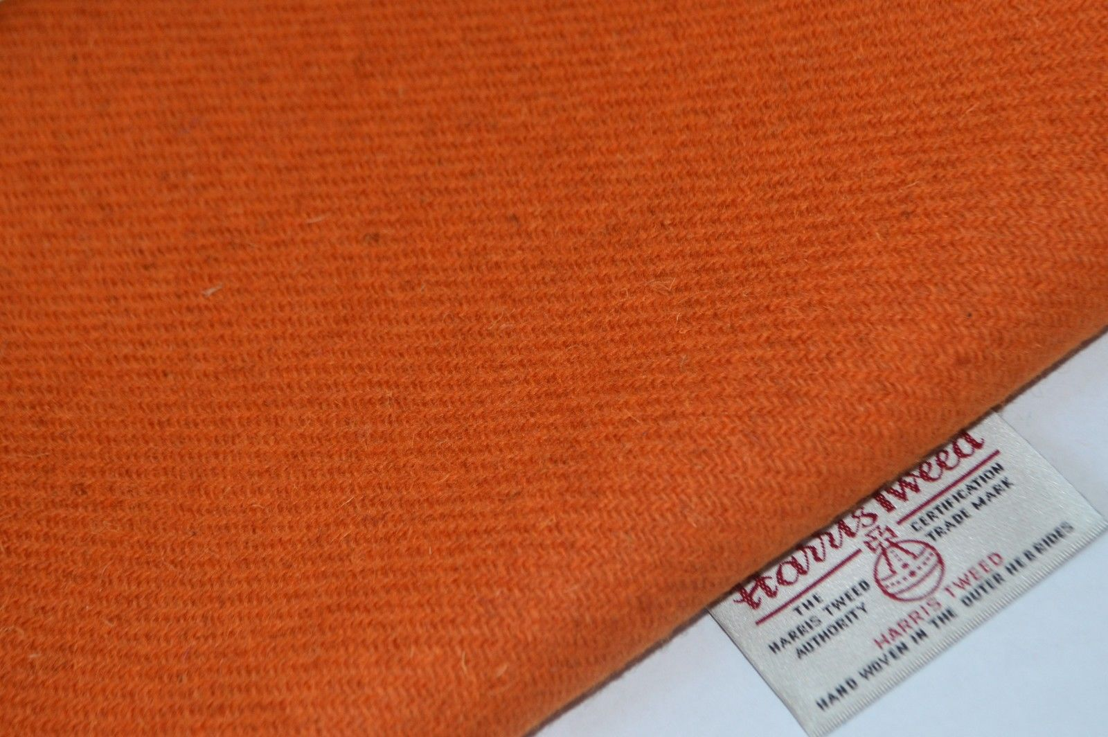 HARRIS TWEED FABRIC /& LABELS 100/% wool tartan herringbone upholstery patchwork